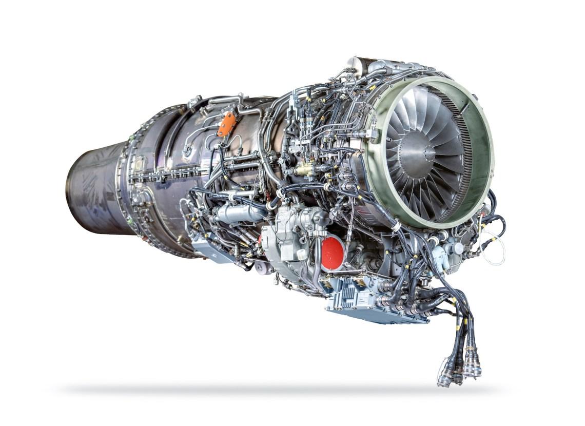 United Engine Corporation AL-55I jet engine