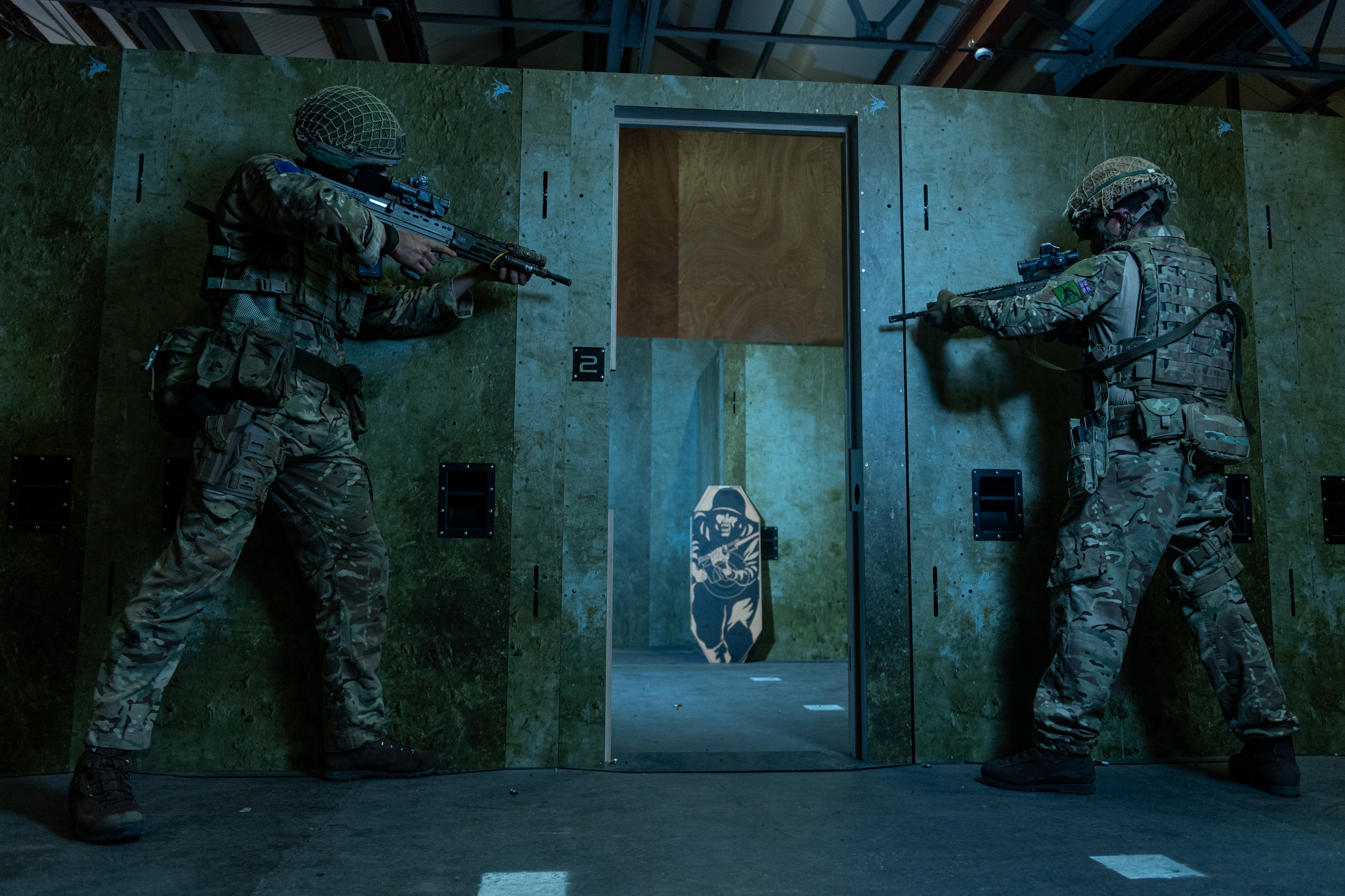 4GD Completes British Army Air Assault Brigade Training Facility