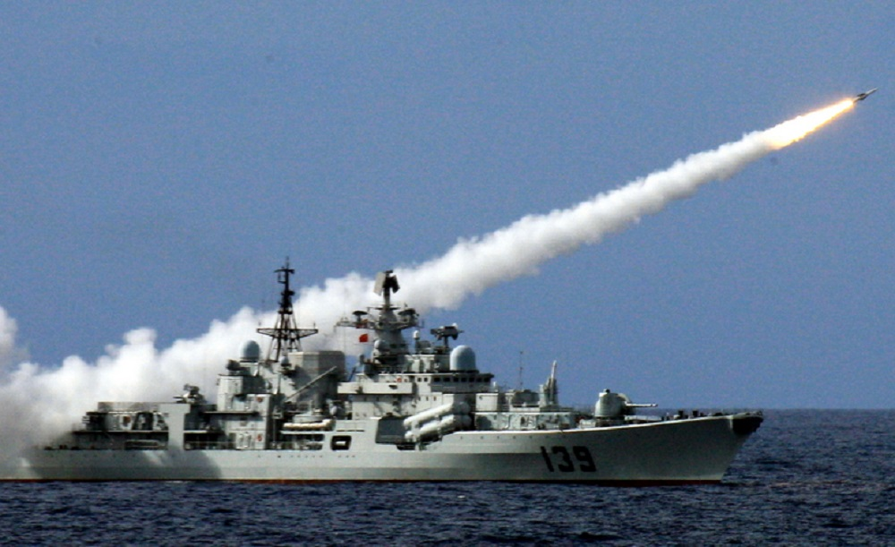 People's Liberation Army Navy Ningbo