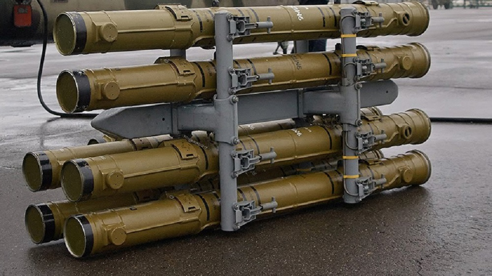 Belarussian Armed Forces Receives First Batch of 9M120 Ataka Anti-tank Guided Missile