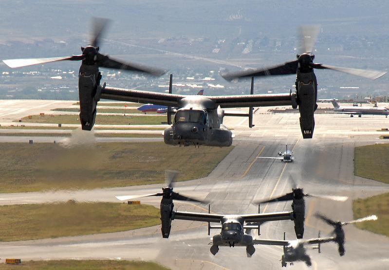 Bell Boeing CV-22B Osprey