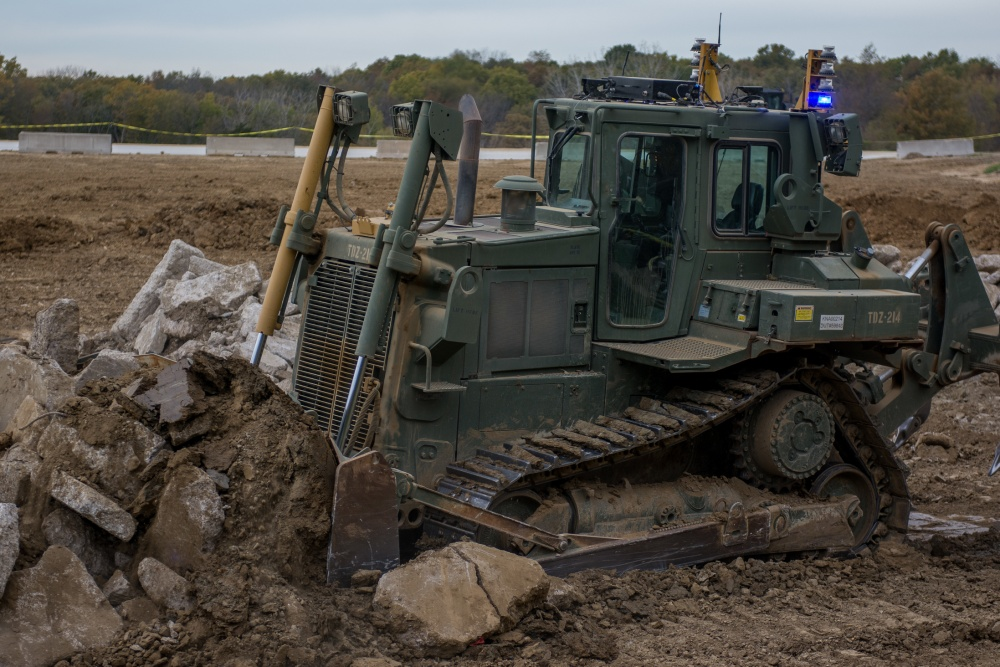 Caterpillar Awarded $36,8 Million Contract to Supply Bulldozers Types I and II to US Army