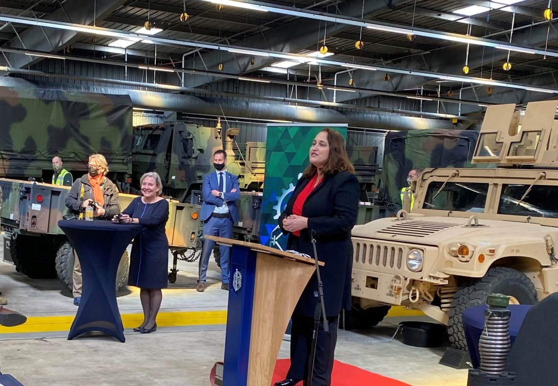 Dutch Government Pledges €38 Million to Upgrade US Army APS-2 Site in Netherlands