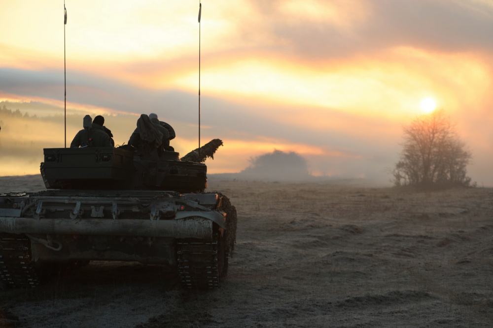 Exercise Combined Resolve XV Concludes at Hohenfels Training Area, Germany