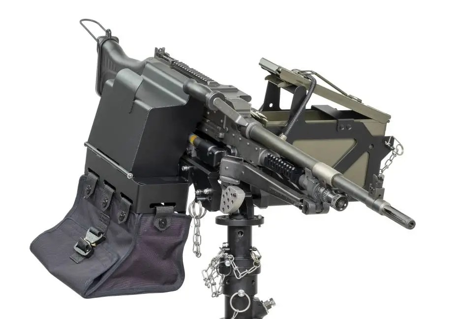 FN Light MWM (Multi Weapon Mount) with FN MAG infantry