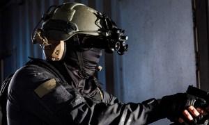 German Police XACT nv33 Night Vision Goggles