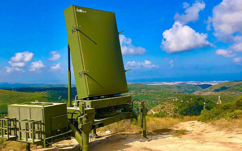 Israel and Slovakia Defense Ministries Sign Agreement on Supply of 17 MMR Radar Systems