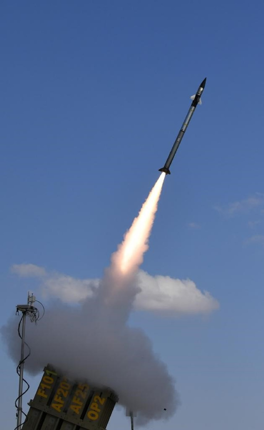 Israel Missile Defense Organization and Rafael Complete Successful Series of Tests of Iron Dome System