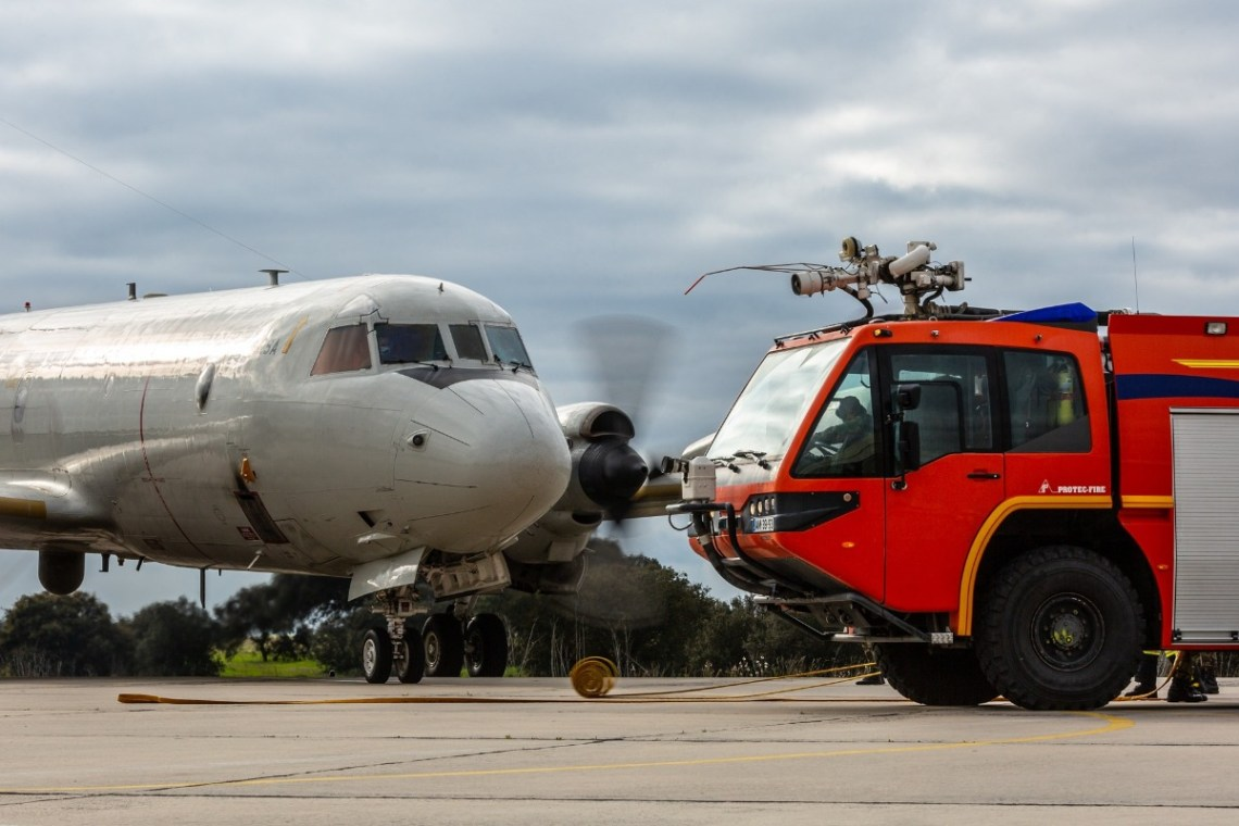 Portuguese Air Force Trains Air and Ground Crews for Joint Interoperability