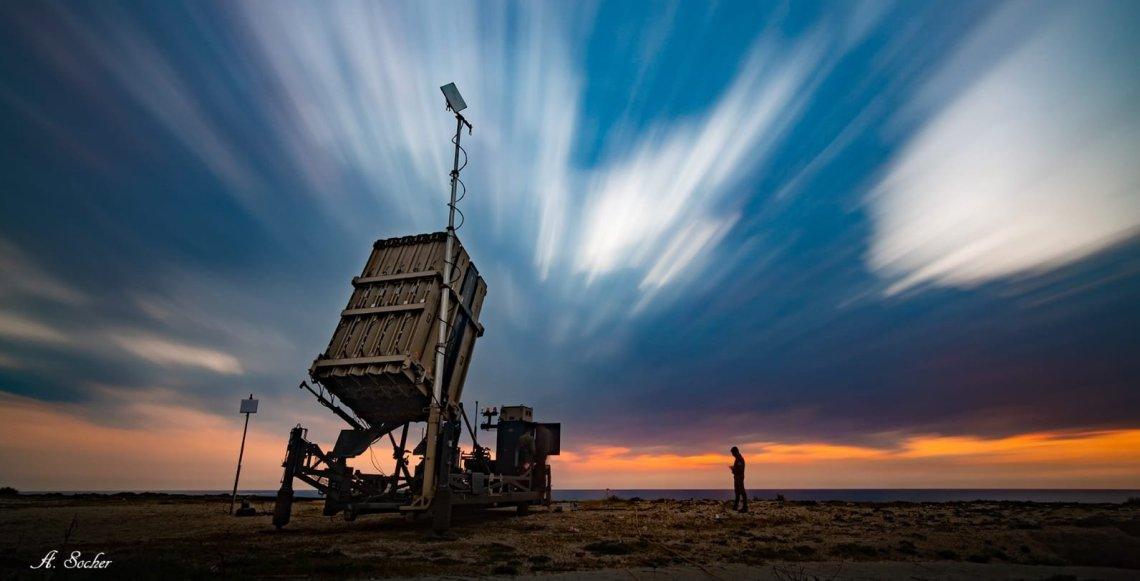Rafael Advanced Defense Systems Iron Dome Battery