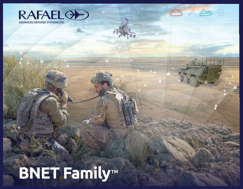 Rafael Awarded US Power Company Contract for EMP-Protected BNET Radio