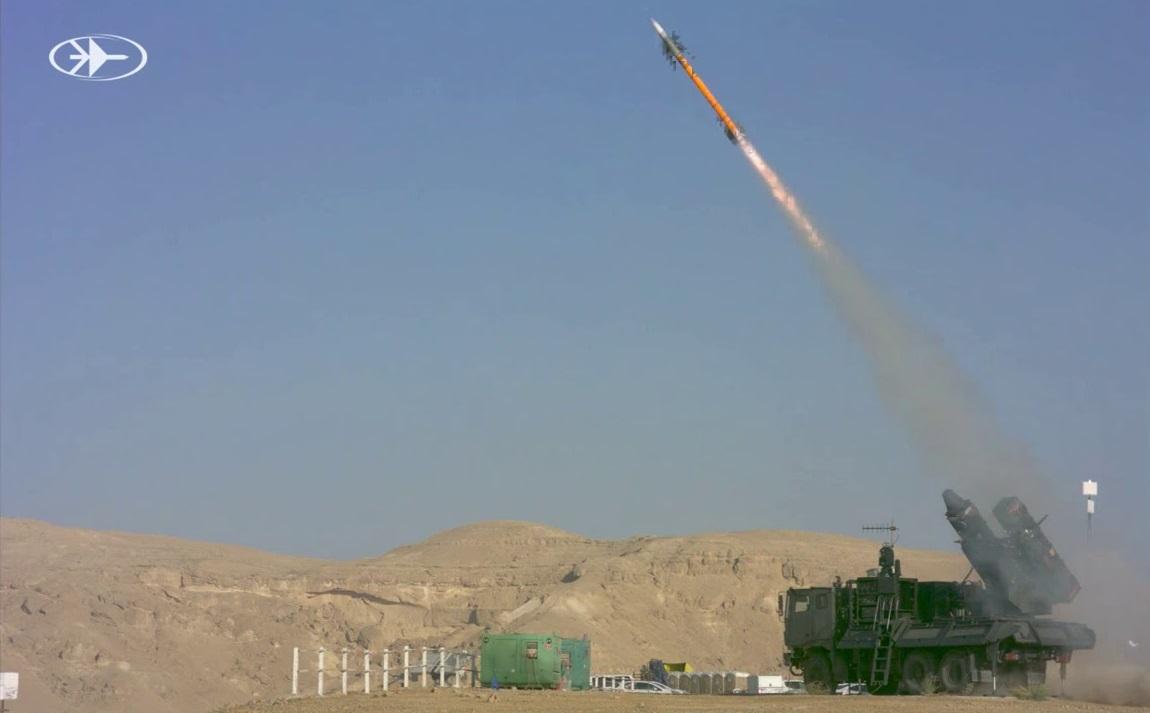 Rafael Completes I-Derby ER Air Defense Missile Development