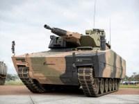 Rheinmetall Defence Australia's Lynx KF41