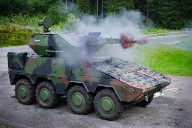 Rheinmetall, Diehl and Hensoldt to Develop German Air Defence System