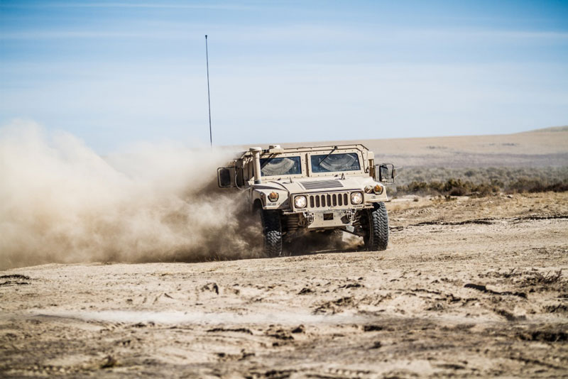 Ricardo Defense Awarded $9O Million HMMWV Safety Systems Contract with US Army