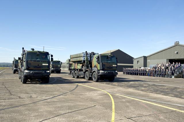 SAMP/T NG (New Generation) Air Defence System