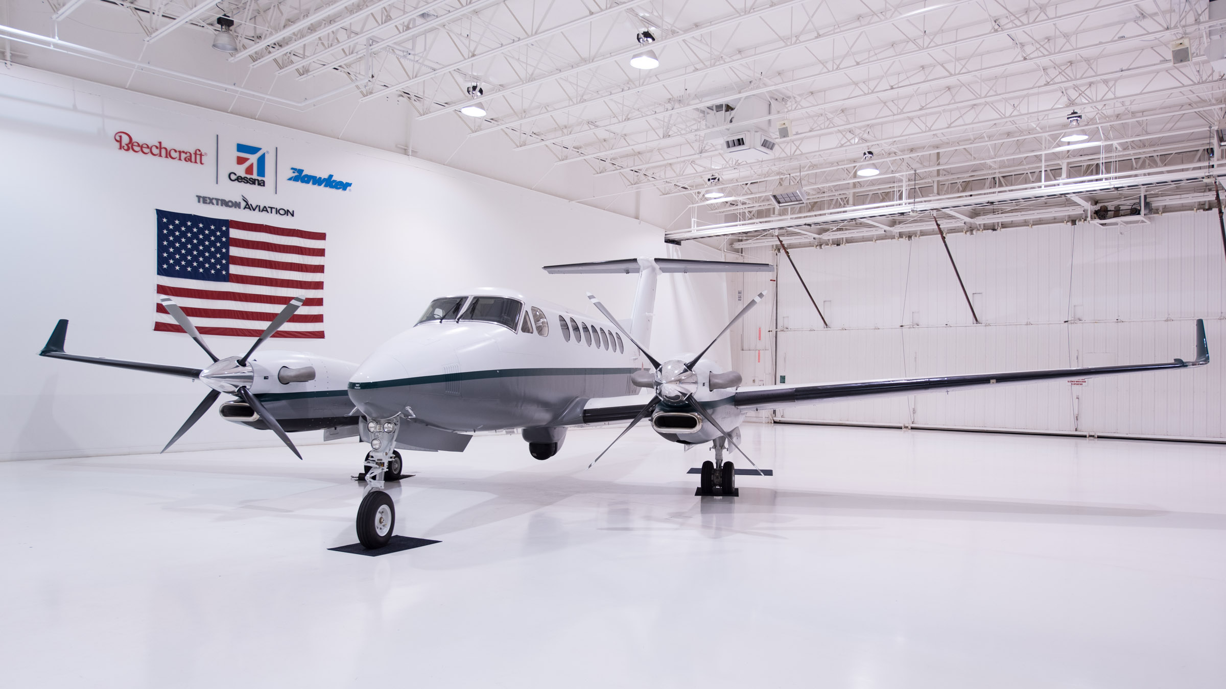 Textron Aviation Special Missions King Air 350