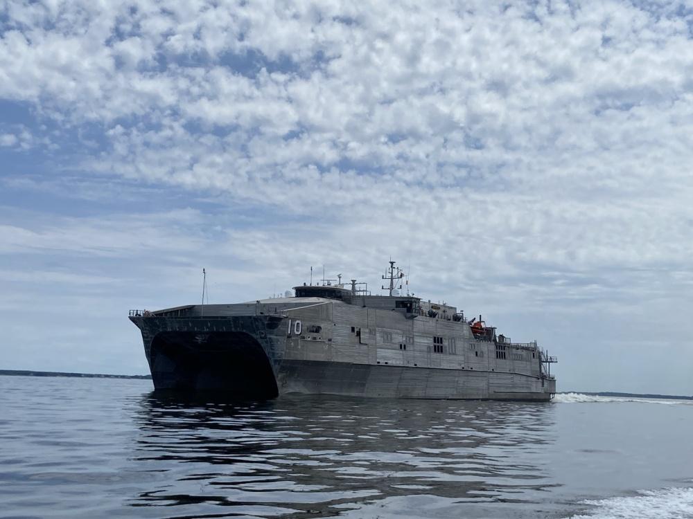 USNS Burlington (T-EPF-10)