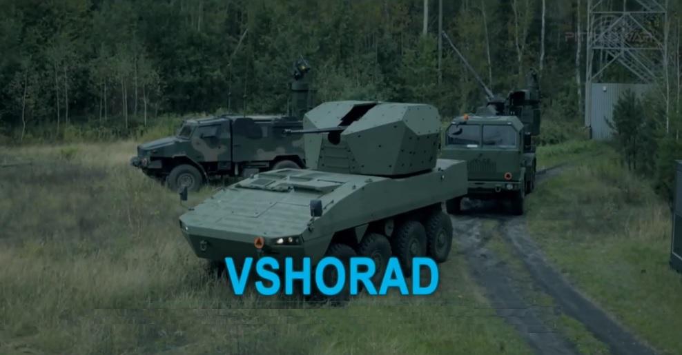 Polish Defense Company PIT-RADWAR Unveils Its Mobile VSHORAD System