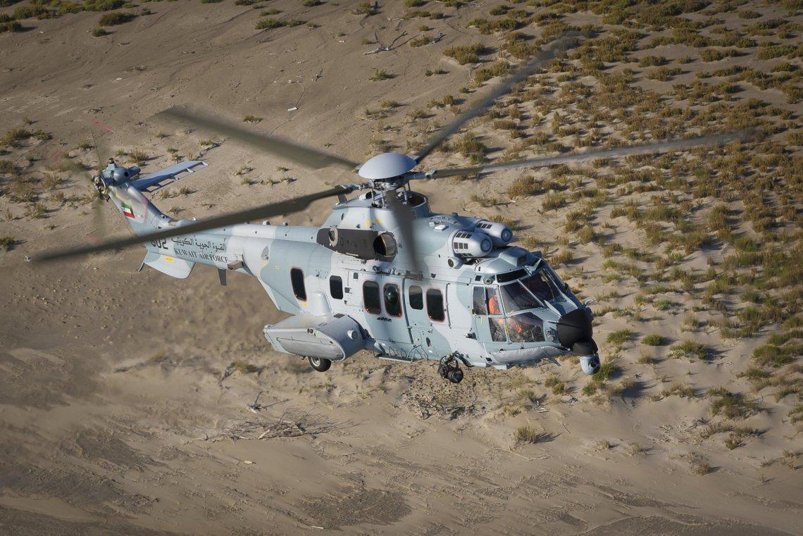Kuwait Air Force H225M
