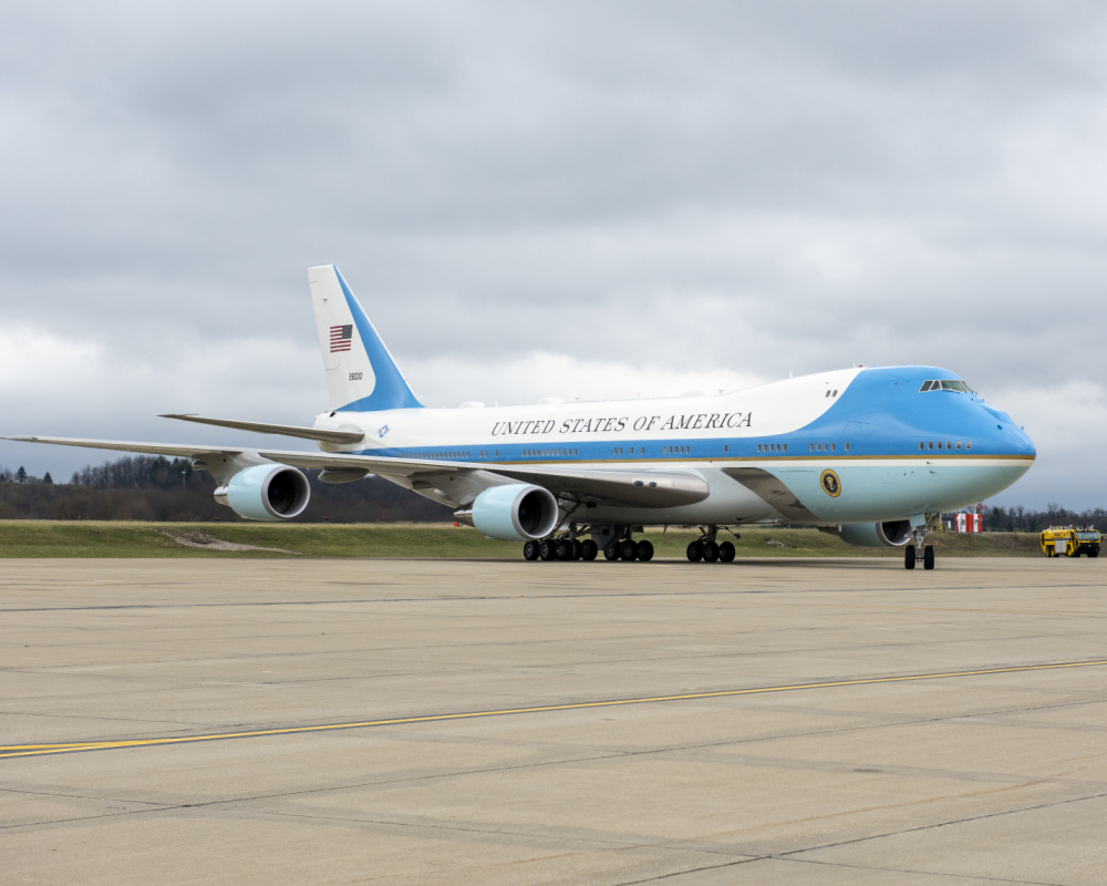 Air Force One (VC-25A)
