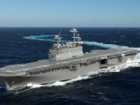 Huntington Ingalls Industries Awarded $107 Million Advance Procurement Contract for Amphibious Assault Ship LHA 9