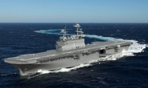 Huntington Ingalls Industries Awarded $107 Million Advance Procurement Contract for Amphibious Assault Ship LHA 9