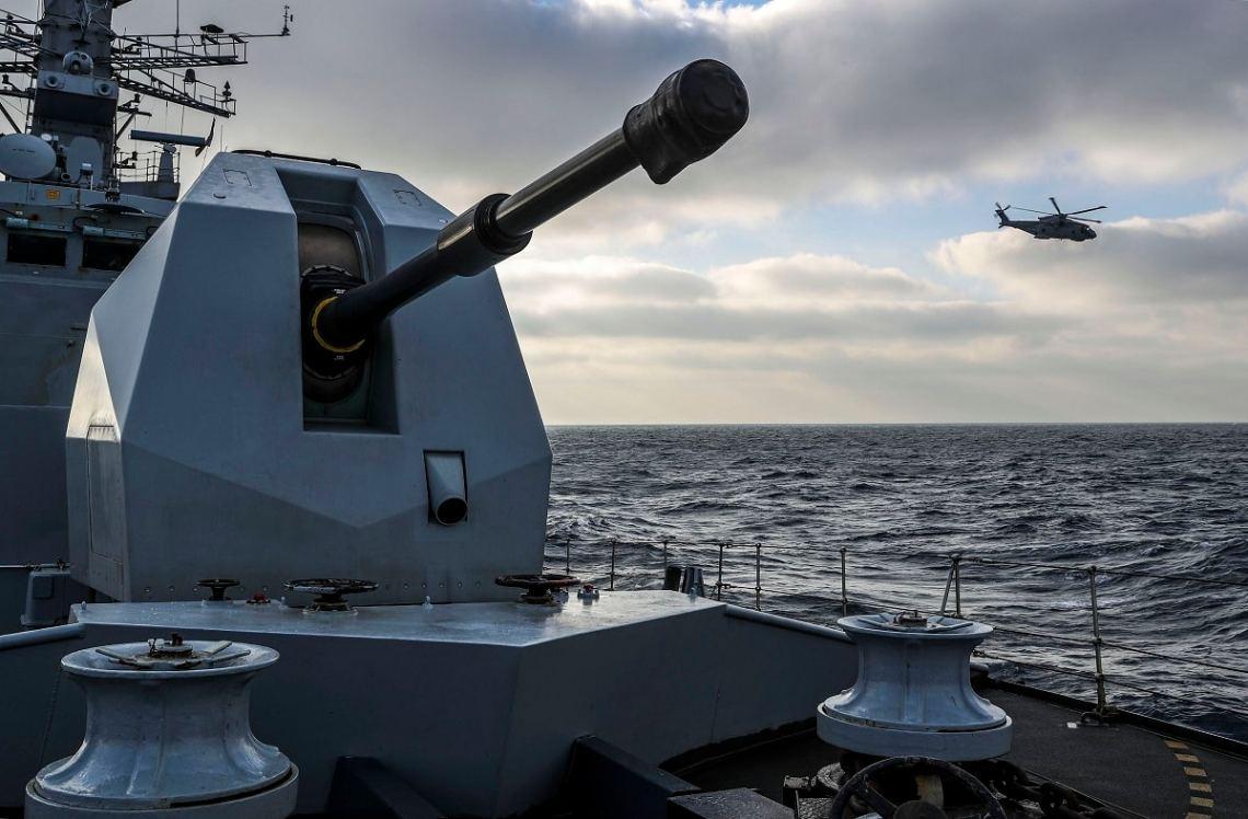 Babcock Awarded £43 Million Contract for Royal Navy 4.5 Mk8 Medium Calibre Gun