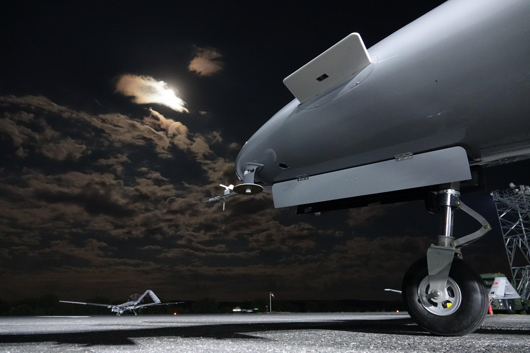 Bayraktar TB2A Unmanned Combat Aerial Vehicle