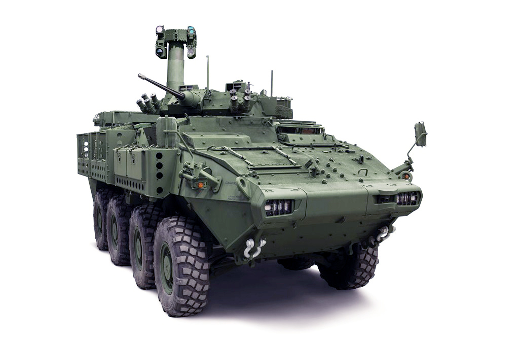 Canadian Army LAV 6.0 (Light Armoured Vehicle 6.0)