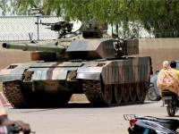 Chinese-made Type 59G Main Battle Tanks in Service with Chad National Army