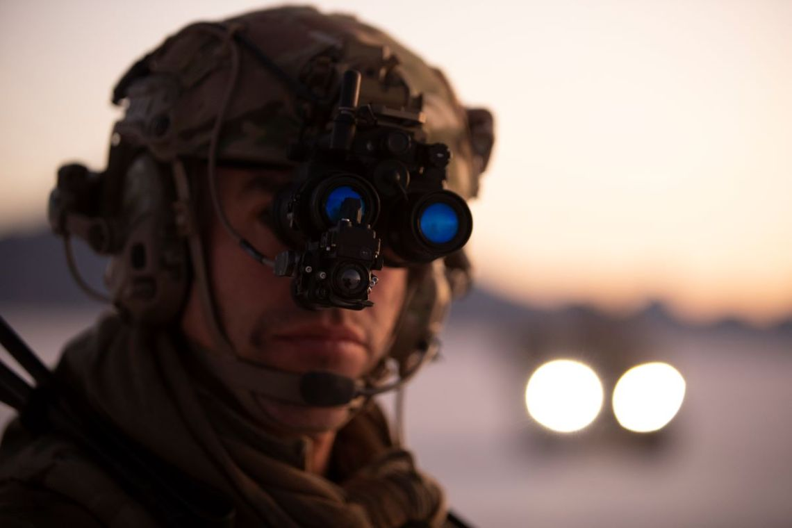 Elbit Systems of America providing upgraded night vision goggles