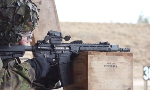 Estonian Defence Forces to Receive New Batch of R20 Rahe Assault Rifles