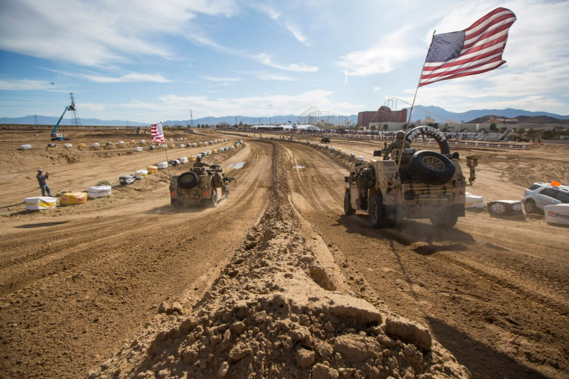 Mint 400 Announces Official Military Vehicle Class for 2021