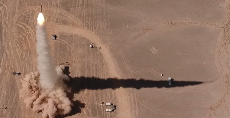 Israel Aerospace Industries BARAK ER Interceptor Completes Successful Trials