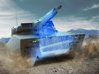 L3Harris and Rheinmetall Team to Pursue US Army's Optionally Manned Fighting Vehicle (OMFV)