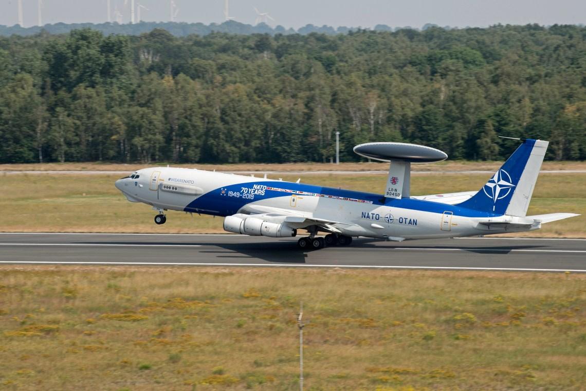NATO's AWACS Aircraft