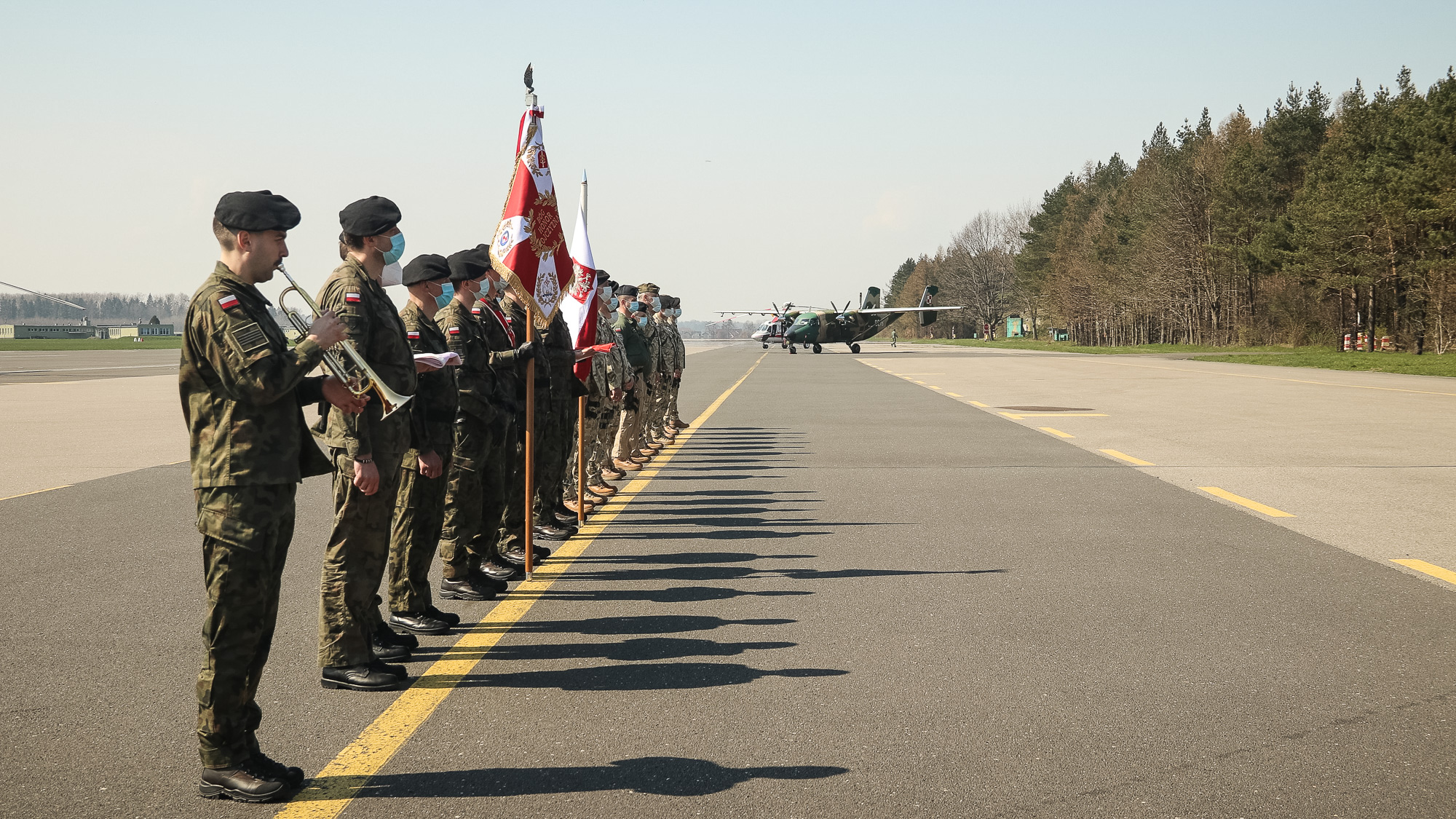 Poland Joins NATO Assurance Mission for Turkey