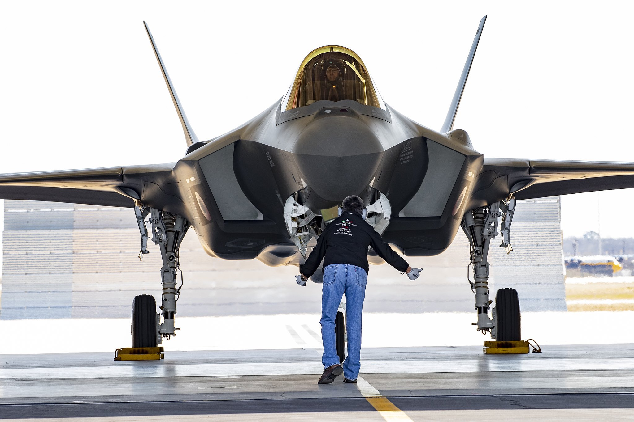 Royal Danish Air Force to Receive First F-35 Fighter Jet