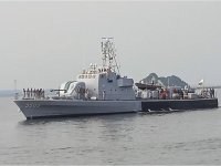Royal Malaysian Navy Completes Modernization of KD Jerong Fast Attack Craft