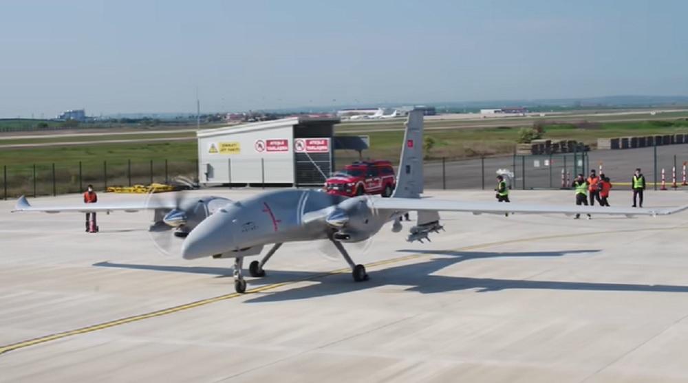 Bayraktar Akıncı Unmanned Combat Aerial Vehicle (UCAV)