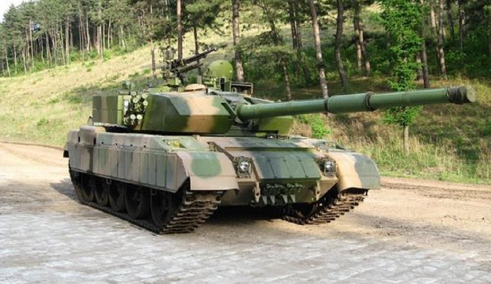 Chinese-made Type 59G Main Battle Tank