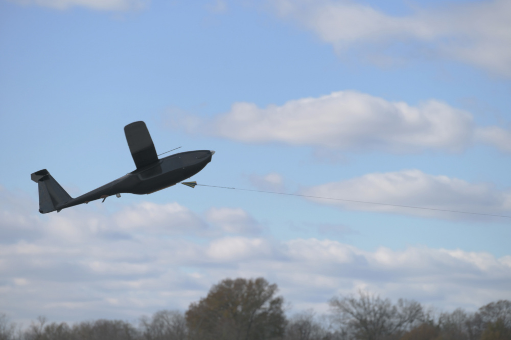 US Naval Research Laboratory Hybrid Tiger UAV Soars at Demonstration