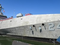 US Navy Commissions USS Oakland (LCS 24)