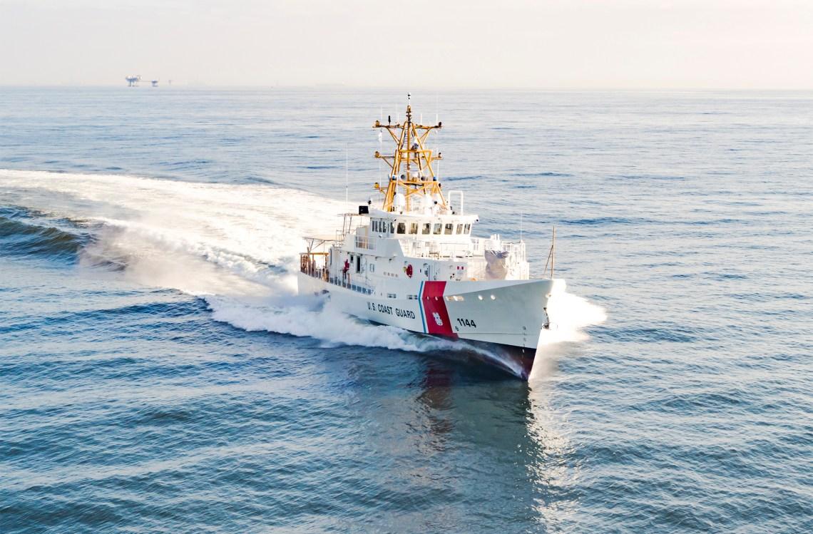 USCGC Glenn Harris (WPC-1144)
