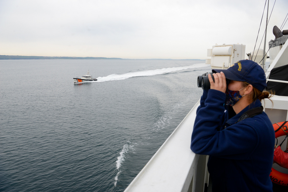 USCGC Hamilton (WMSL 753)