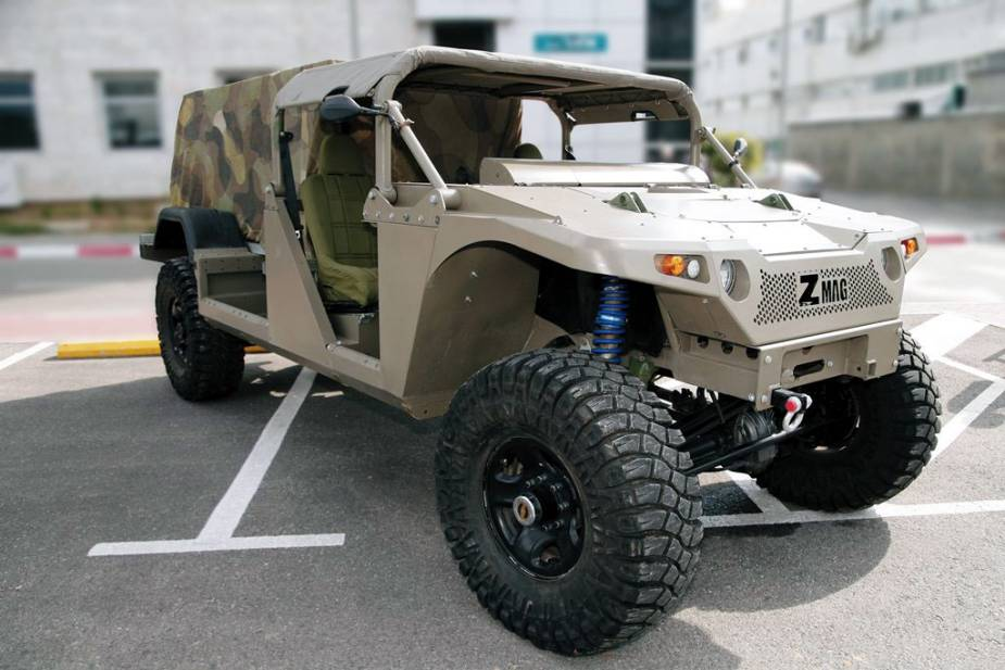 Z-MAG All-terrain Vehicles