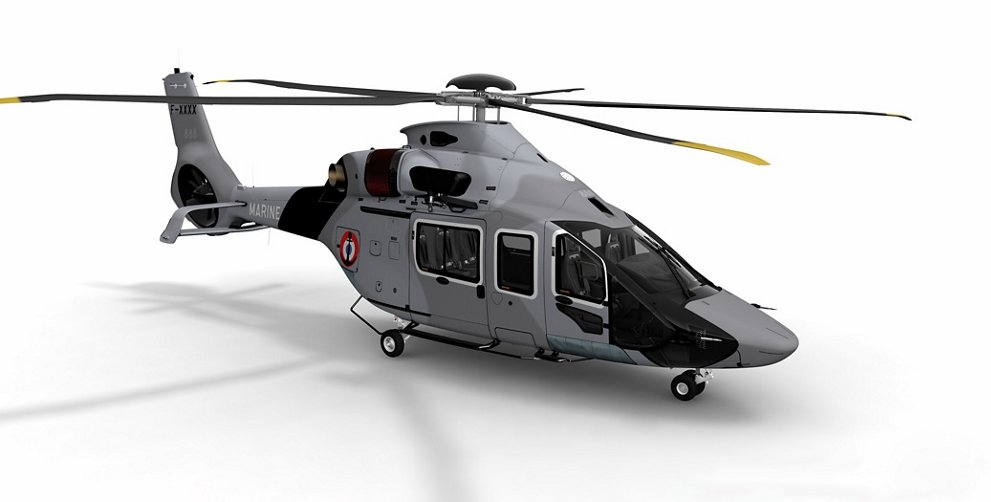 """French Navy to Operate Additional Airbus H160 """"Guépard"""" Light Helicopters"""
