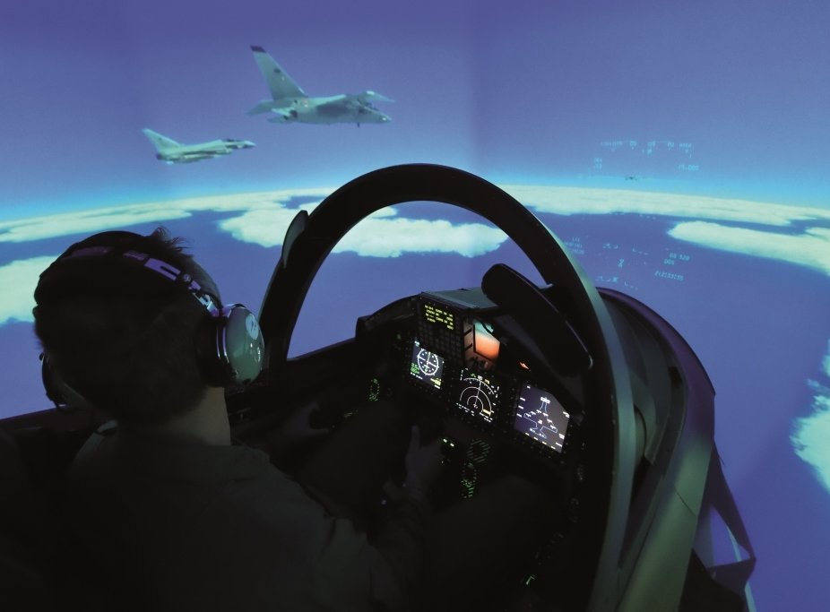 Aircraft Integrated Training System (ITS)