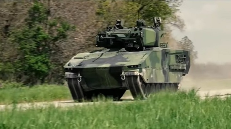 General Dynamics European Land Systems ASCOD Infantry Fighting Vehicle